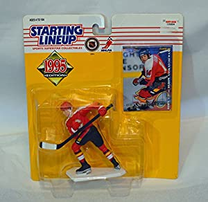 1995 Starting Lineup NHL Theoren Fleury Figure