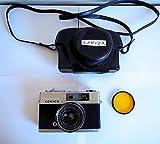 Konica EE Matic Camera, Konishiroku Hexanon 40mm Lens, METERING WORKING, Case