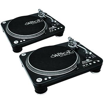 Omnitronic DD de 5220l (par) 5220 L | de DJ Tocadiscos ...