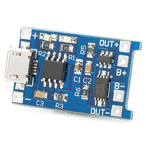 5V 1A Lithium Battery Charging Board Module for Monolithic Integrated Circuit's Development