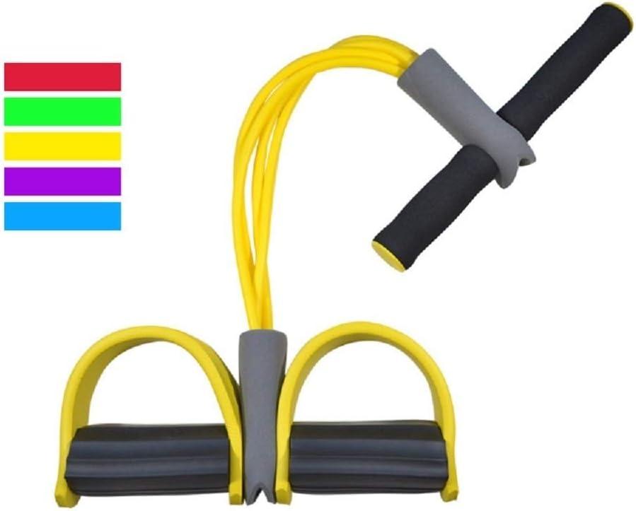 ZXJOY Core & Abdominal Zapatillas de Entrenamiento Tubo de Remolque, Entrenador de Formación, Cuerda de Entrenamiento Fitness, ejercicio de remolque de barco, músculo abdominal, entrenamiento, exp