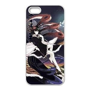 Proyecto Touhou I5M67 aya Shameimaru funda iPhone K3O7OO 4 4s funda caja del teléfono celular cubren XC0YFN3PF blanco