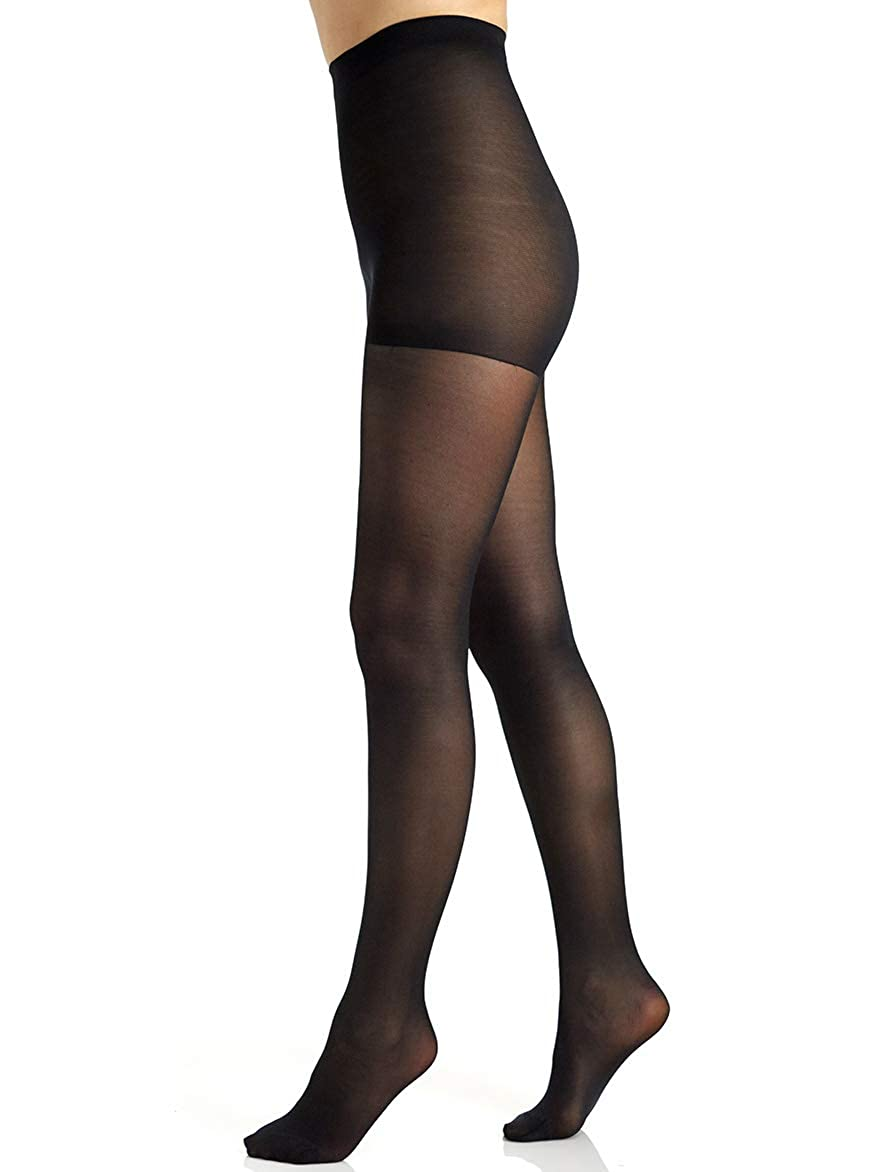 1a9d69890 Berkshire Women s Shimmers Opaque Control Top Tights at Amazon Women s  Clothing store