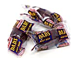 Enjoy old fashioned root beer taste in each one of these bite-sized root beer barrels! Each piece of this classic candy is individually wrapped, making them the perfect on-the-go candy.