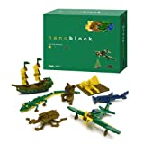 Nanoblock NB-003 Darktone Color Set (japan import)