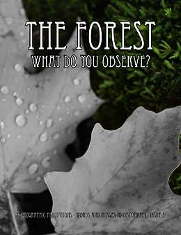 The Forest - What Do You Observe by [Thoreau, Henry David , Emerson , Ralph Waldo , Paquette Widmann, Melanie, Keller, Helen , Twain, Mark]