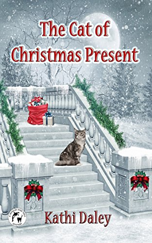 The Cat of Christmas Present (Whales and Tails Cozy Mystery Book 10)