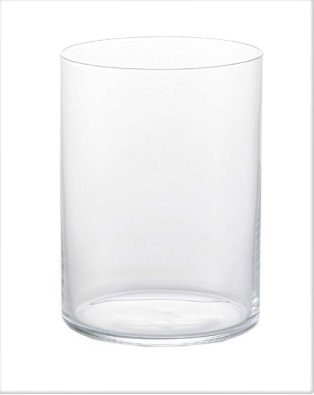 Luigi Bormioli Top Class 12.25 oz All Purpose Drinking Glasses, Set of 6, Clear