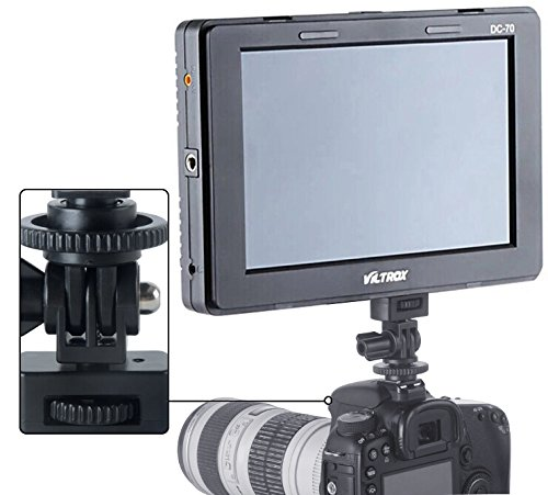Camera Screen Hood : Jfoto viltrox inch lcd screen video camera field monitor