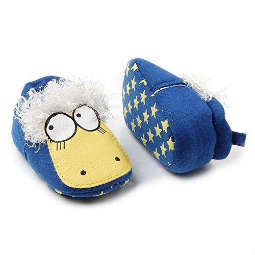 Leap Frog  Winter Snow Boots, Baby Jungen Lauflernschuhe Blau