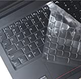 CaseBuy Ultra Thin TPU Keyboard Cover for Lenovo Ideapad 310 15.6', Ideapad 510 15.6', Ideapad 110 15.6', Ideapad 110 17.3', Lenovo Flex 4 15.6' Laptop Keyboard Protective Skin US Layout