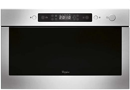 Whirlpool AMW 439/IX Integrado 22L 750W Negro, Acero inoxidable ...