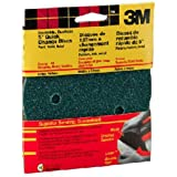 3M Hookit 9310W 5-Inch 5 Hole Dust Free Discs, Course 40 Grit, 5-pack