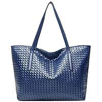 Women Top Handle Satchel Large Capacity Bags Handbags Shoulder Tote Bag