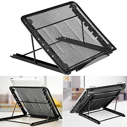 76333f9c4042 Amazon.com : DSA Trade Shop Laptop Cooling Stand Lazy Foldable ...