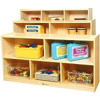 A+ ChildSupply Low Storage Cabinet