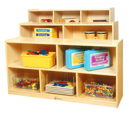 A+ ChildSupply Low Storage Cabinet