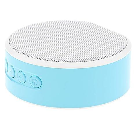 Homyl 1 Unidad Parlante Inalàmbrico de Viaje para Acampada Senderismo Audio Música - Azul