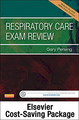 Respiratory Care Exam Review - Elsevier eBook on VitalSource + Evolve Exam Review Access (Retail Access Cards)