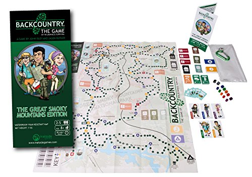 wilderness a game of survival board game - 4