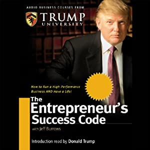 The Entrepreneur's Success Code Hörbuch