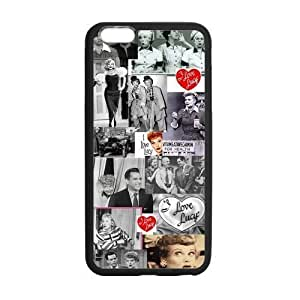 Onshop Custom I Love Lucy Collage Phone Case Laser Technology for iPhone 6 Plus
