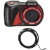 SeaLife Micro 2.0 64GB Wi-Fi Underwater Digital Camera with 10x Close Up Lens Kit