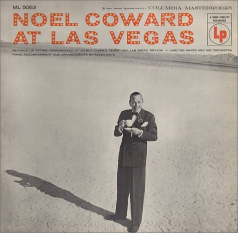 Noel Coward at Las Vegas by DRG Records