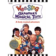 Wee Sing Grandpa's Magical Toys