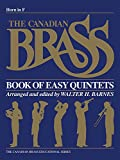 img - for The Canadian Brass Book of Easy Quintets: French Horn book / textbook / text book