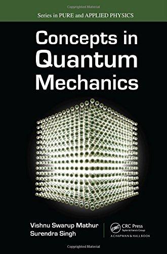 Concepts In Quantum Mechanics (Cl)