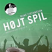 Højt spil (Marcelo Krankl 4) | Rune Stefansson