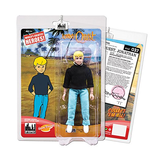 Jonny Quest Retro Action Figures Series 1: Jonny Quest