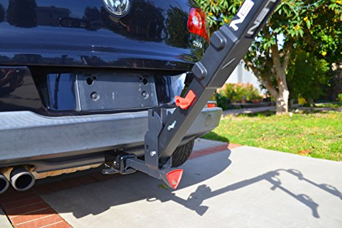 Allen Sports Premier Locking Quick Release 2-Bike Carrier for 2 in. & 1 4 in. Hitch by Allen Sports (Image #5)