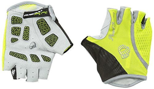 Spandex Gloves Pearl Izumi (Pearl Izumi Women's Elite Gel-Vent Glove, Lime, Medium)