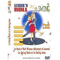 Coffret Danses : le rock'n roll / le swing