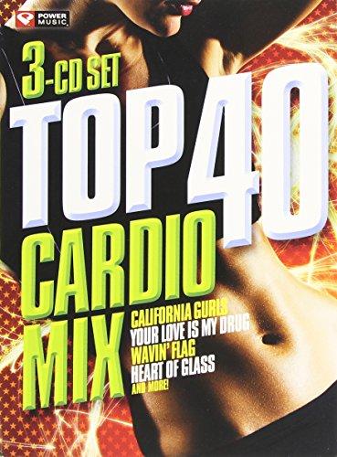 Power Music Musicians: Top 40 Workout - Mix 40