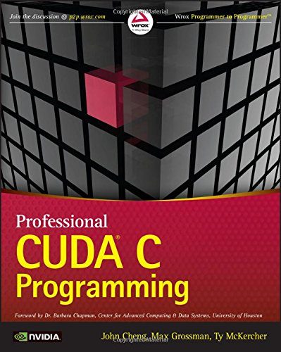 Professional CUDA C Programming (C Programming Examples compare prices)