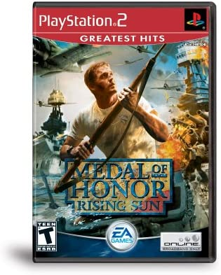 Medal of Honor Rising Sun - PlayStation 2 by Electronic Arts ...