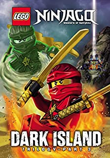 Book Cover: LEGO Ninjago: Dark Island Trilogy Part 3