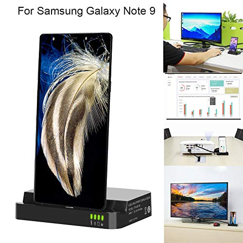 Euone Clearance , HDMI Dex Station Desktop Extension Charging Dock for Samsung Galaxy Note 9 -