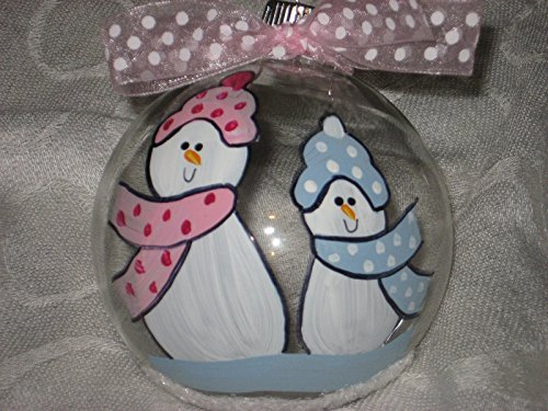 Big Personalized Brother Ornament (Big Sister, Little Brother - Personalized Christmas ornament)