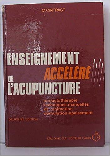 Lire Enseign Accel Acupuncture pdf ebook
