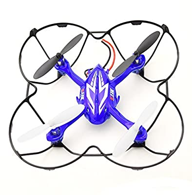 JOGOTO Alien Bug S80 Turbo Serie 2.4GHz 4 Channel 8 Axis Gyro RC Remote Control Helicoptor Quadcopter UFO Drone (Color may vary)