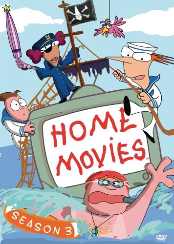 Home Movies - Season Three by Universal Music