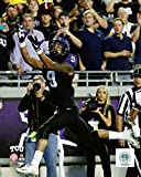 Josh Doctson TCU Horned Frogs NCAA Action Photo (Size: 8'' x 10'')