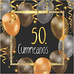 50. Cumpleaños: Libro de invitados 50. Cumpleaños - El ...