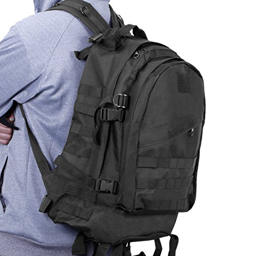Waterproof outdoor camping hiking bag Tactical Waist Bag CP - 3