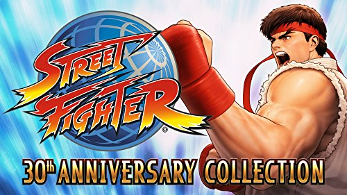 Street Fighter 30Th Anniversary Collection   Nintendo Switch  Digital Code