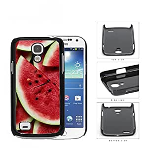Fresh Red Watermelon Slices Fruit Pattern Hard Plastic Snap On Cell Phone Case Samsung Galaxy S4 SIV Mini I9190